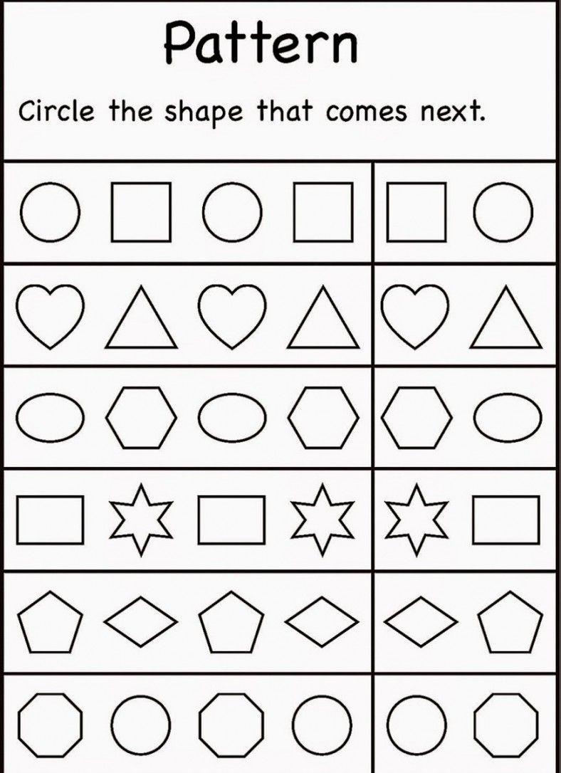Free Printable Abc Worksheets For Preschool: Preschool ...