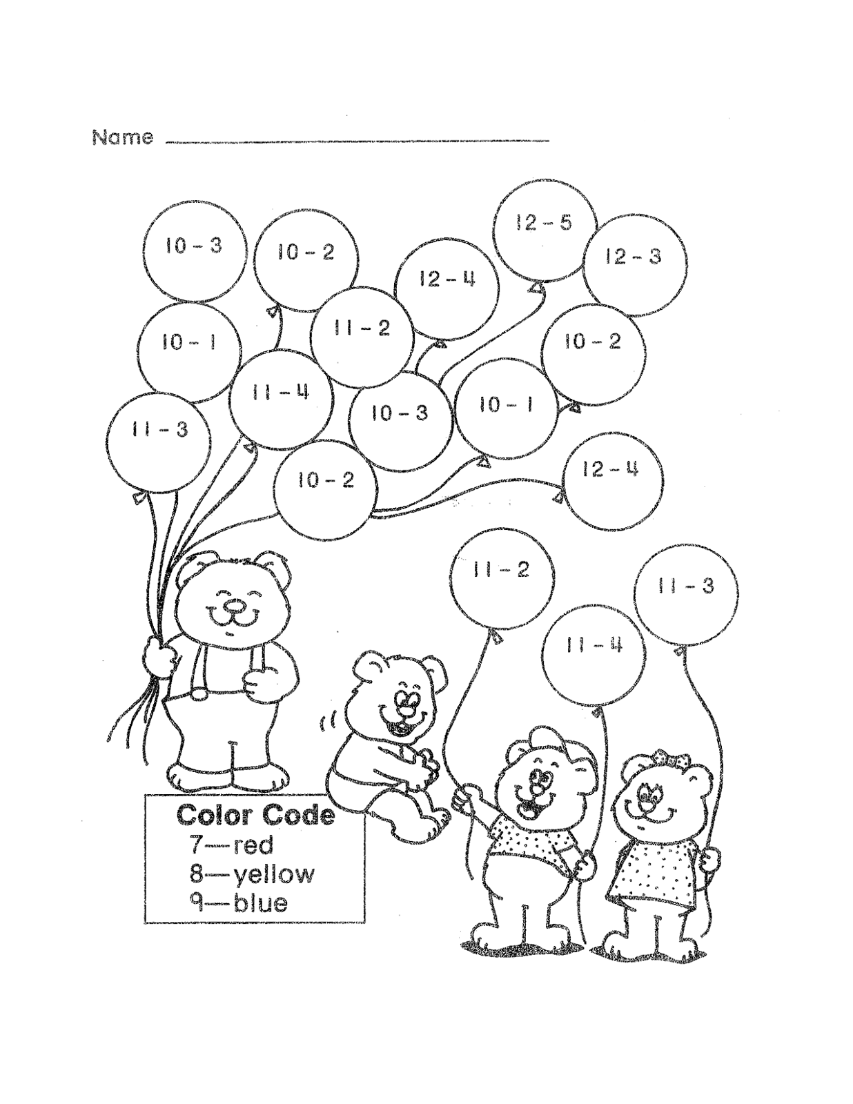 - 14 Best 1st Grade Coloring Worksheets Images On Best Worksheets
