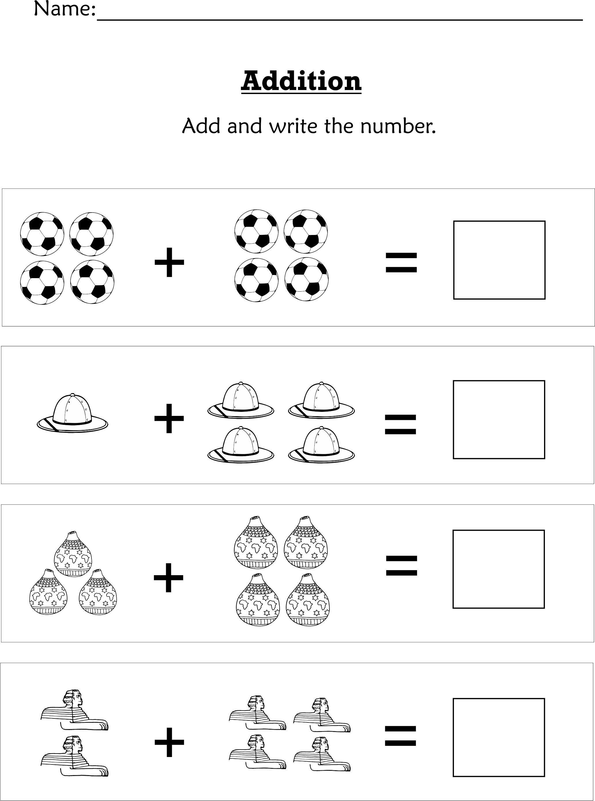 - 22 Best Preschool Kindergarten Worksheets Images On Best