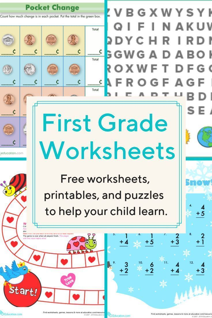 This is a photo of Free Printable First Grade Math Worksheets in second grade